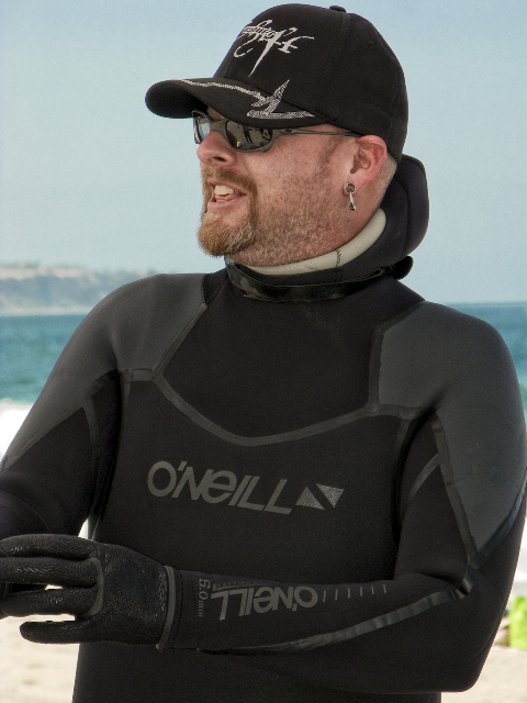 Adam Wucherpfennig works with PADI accounts in the southeast and Bermuda