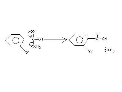 reaction mechanism of salicylic acid Sulfuric acid is used as a reaction catalyst in the synthesis of salicylic acid from wintergreen oil, 5 ml of 20% naoh was used.