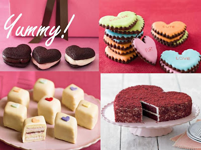 Fête Fanatic: Sweets for your Sweet!