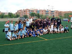 torneo benjamines FC CASABLANCA