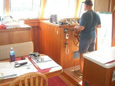 Captain Chip at the Helm