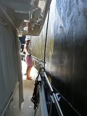 Inside a Lock