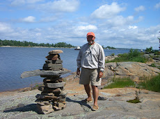 Chip with an Inuksuk