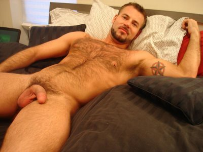Hot Naked Hairy Men