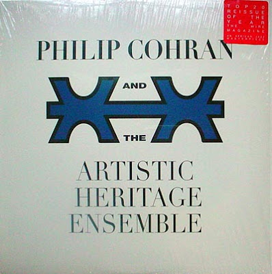 Philip Cohran The Artistic Heritage Ensemble The Malcolm X Memorial A Tribute In Music
