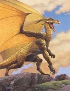 jigoku valmarth Dragón_Dorado