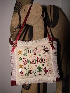 Jingle Sparkle Joy by Midsummer Night Designs