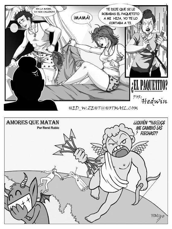 AMANTES SEGUNDA PAGUINA