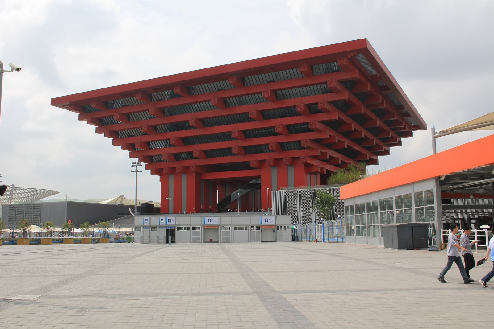Jafri Merican Architect: Travels: The China Pavilion, Shanghai ...
