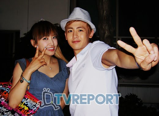 Victoria And Nichkhun We Got Married Episodes Wonderful Generation