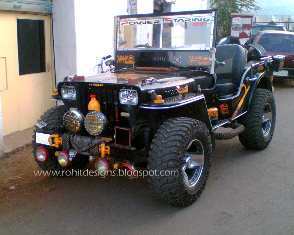 Mahindra Jeep Images: