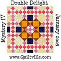 Double Delight Mystery Quilt
