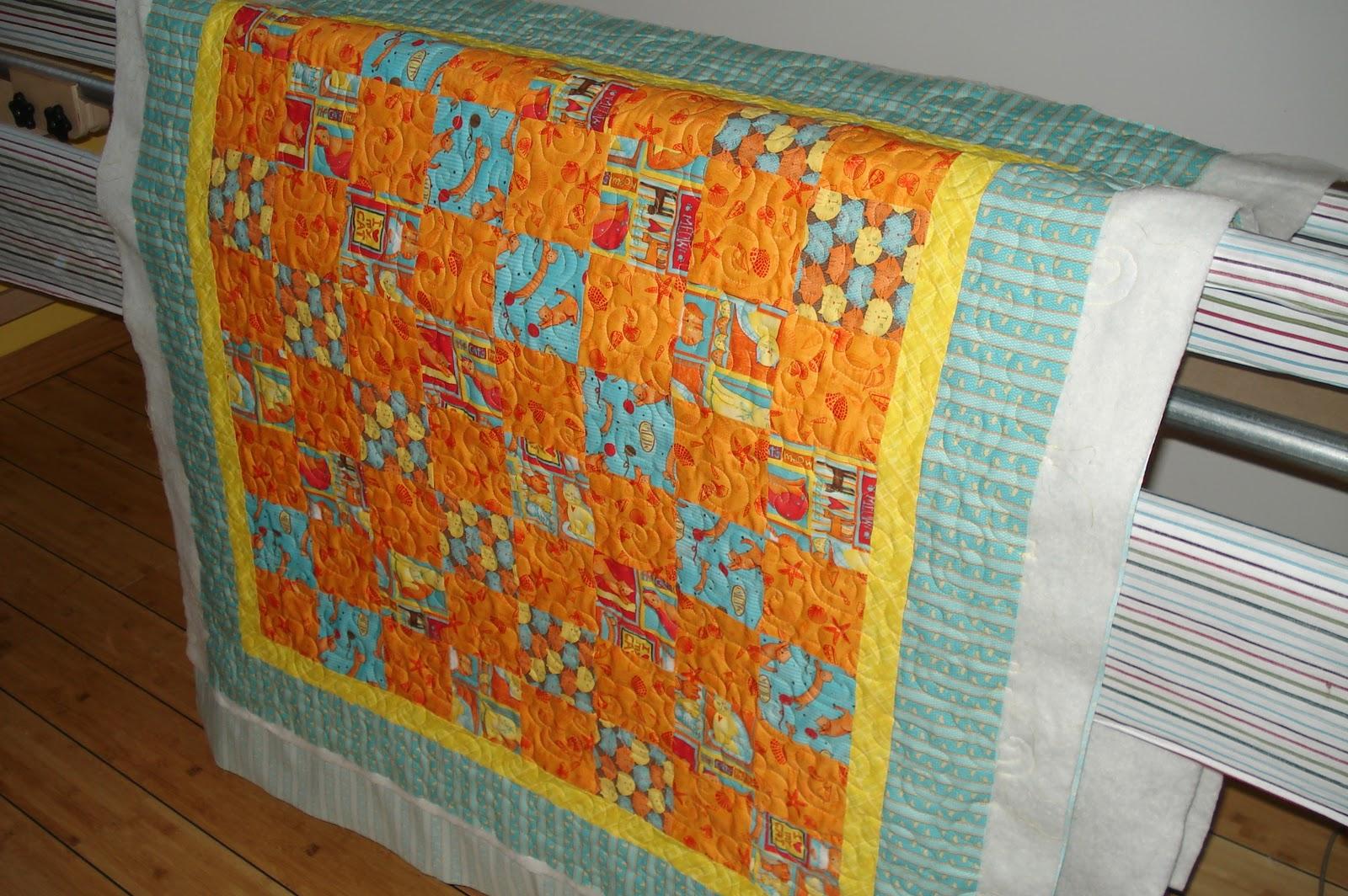 Paint Creek Quilt Design Wall Monday