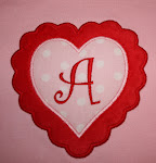 EB scallop heart applique