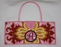 AC Rectangle purse