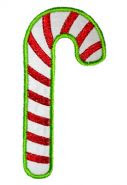 EB candy cane