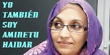 "Aminetu: ""Es una victoria para la causa saharaui"""