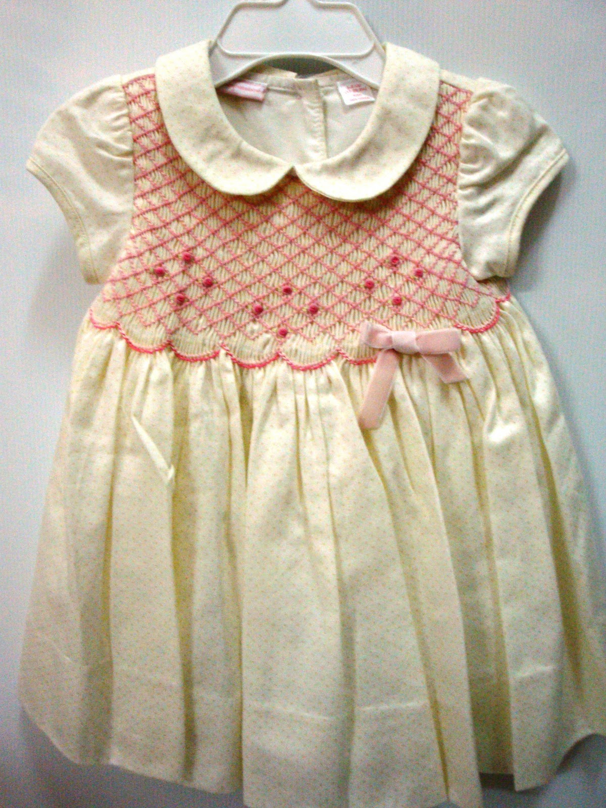 Mommy s lil sweetheart quality hand smocking