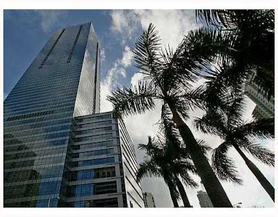 Four Seasons condo on Brickell Ave. Miami Florida