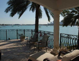 miami beach real estate on the venetian islands