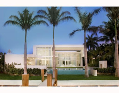 Chris Bosh Miami Beach house