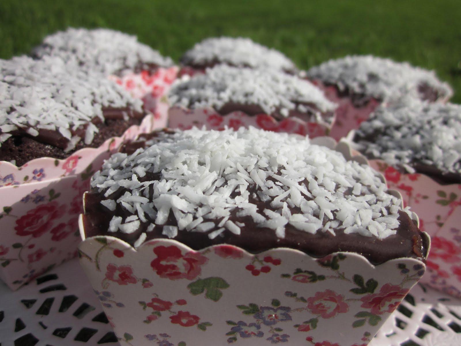 kärleksmums i muffinsform