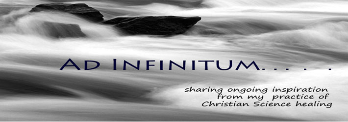 Ad  INFINITUM  .  .  .  .  .  .