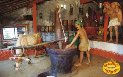 متحف الشمع في الهند-الخداع البصري-منتهى