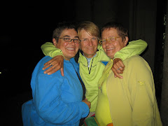 Caroline, Elke en Lucie