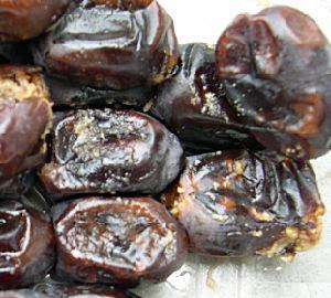 dattes mozafati tendres et cristallisées