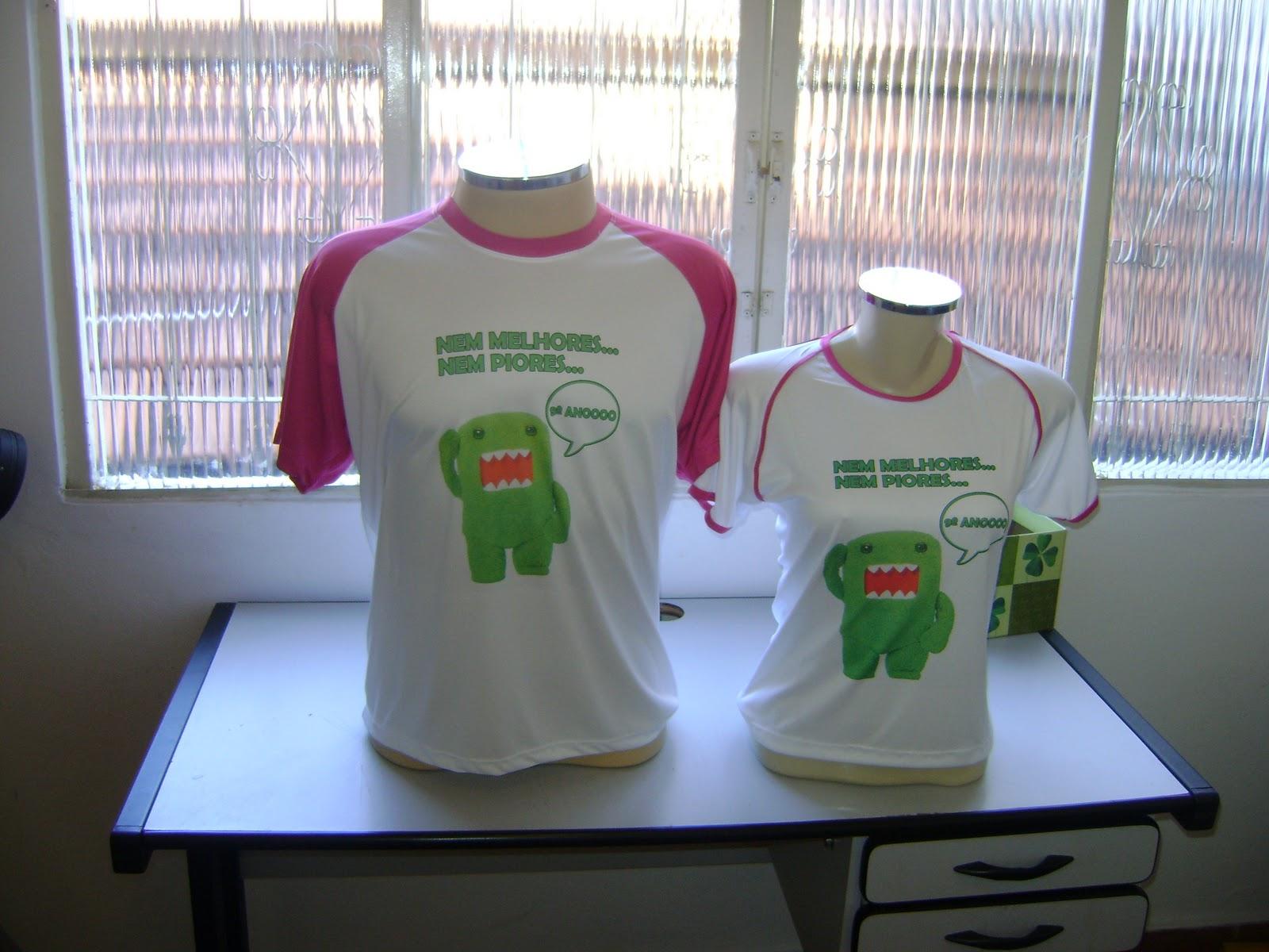 Camiseta Formatura Col Gio Imec Ano