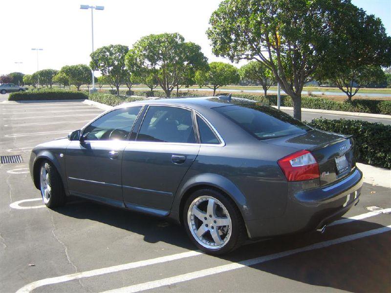 Tuning Audi A4 Ciekawe Fotki Audi A4 B6