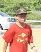 Luqman (10 thn)