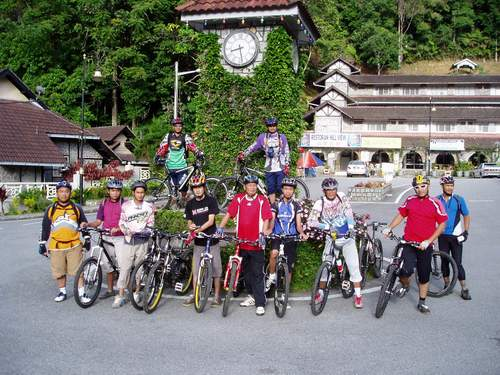 2nd atok.mtb Family Ride
