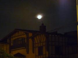 Luna redonda...