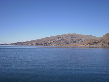 El Lago Titicaca y sus islas