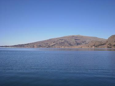 El Lago Titicaca y sus islas