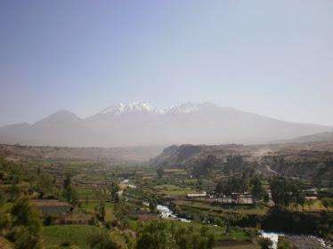 La Campiña de Arequipa-Perú