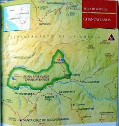 "Zona reservada ""Chancaybaños"""