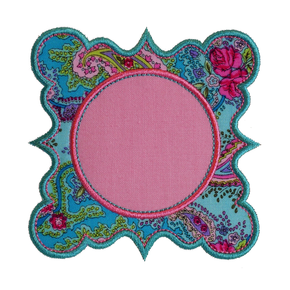 Big dreams embroidery fairytale frame machine