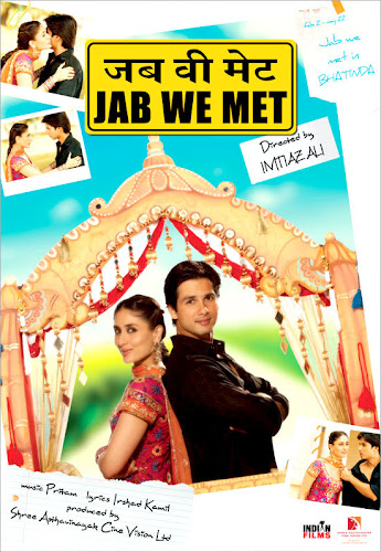 Jab We Met (2007) Movie Poster
