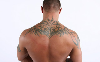 Randy orton tattoo