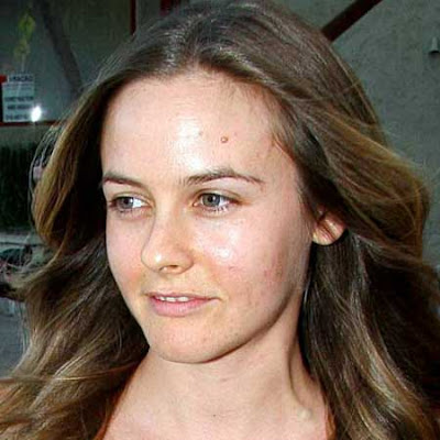 Famous Celebrities Without Make Up
