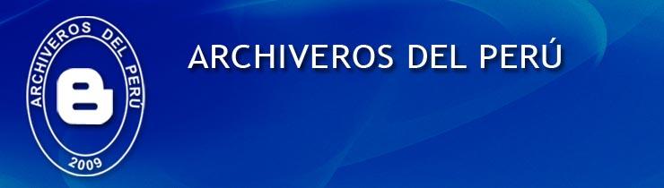 Archiveros del Perú