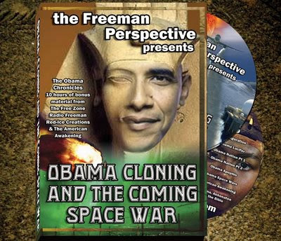 Obama Cloning & the Coming Space War
