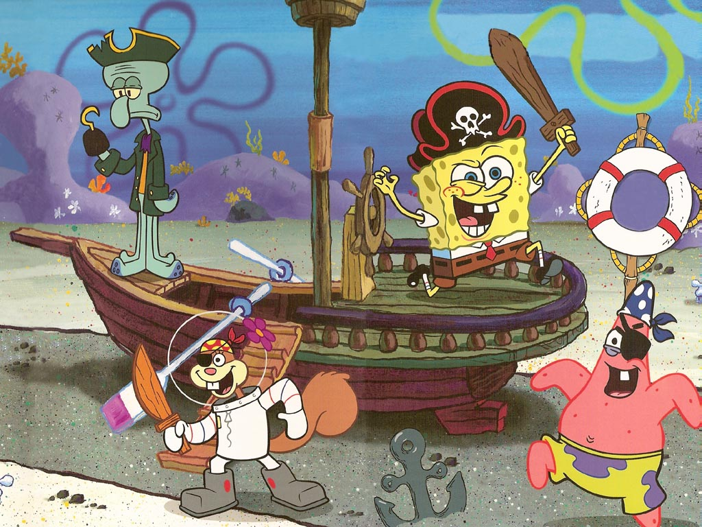Team Color Bob Esponja