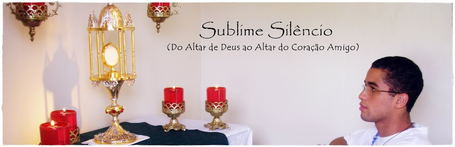 Sublime Silêncio