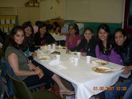 Dinner at SAGC 2007