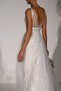 The incredible bride bridal fashion style grace low for Low cut back wedding dress