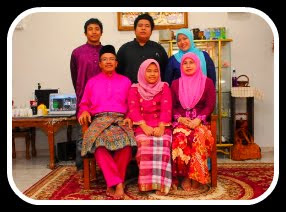 : My Beloved Family :